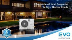 Heat pump for EVO EP-55P pool