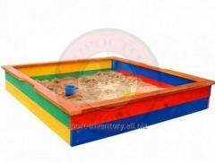 Apparatuur voor speelplaatsen