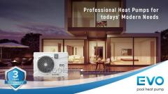 Heat pump for EVO EP-120P pool