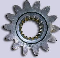 Шестерня механизма поворота