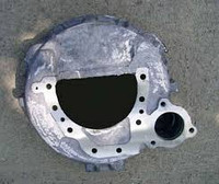 Картер (кожух) маховика ЮМЗ под двигатель СМД-15 15Н-08.0103К2