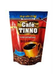 Растворимый кофе 50г Дойпак Zip lock. Cafe Tinno
