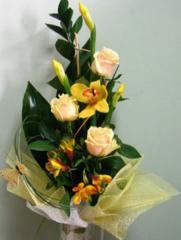 Букеты с доставкой АР Крым, букеты из роз, букеты