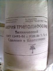 Триполифосфат натрия технический ГОСТ 13493-86