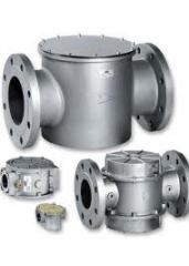 Фильтр газовый,  фланцевые Ду 200