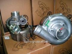 Турбокомпрессор ТКР-К-27-61-01 (МАЗ-103, Д-260)