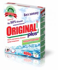 Besfosfatny laundry detergent Original plus, 400