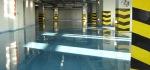 Planchers industriels de béton