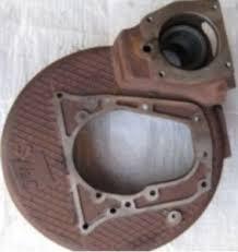 Картер (кожух) маховика ЮМЗ-6 (Д-65) под ПД-10 36-1002312-В2