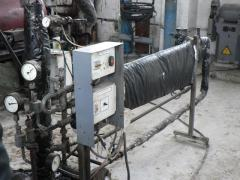 Installations for preparation of fuel oil
