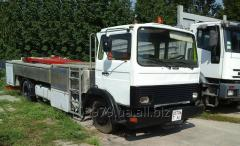 Туалет-сервис, Lavatory Trucks, МА7 (автомобиль