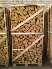 We supply firewood