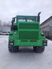 He K-701 tractor with the DAF engine of-430 h.p.