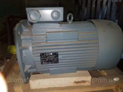 Moottorin 132 KMR S4 7, 5 kW,  1435ob. / Min.
