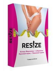 Комплекс для похудения Resize Ресайз