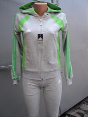 """Sports suit """"Greens"""