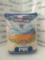 Рис длинный фасованный