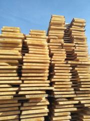 Доски мягких пород древесины. Сосна или ель,