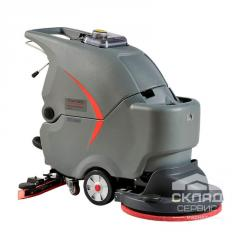 Máquinas de limpar chão