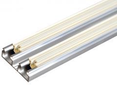 Dual clamp aluminum