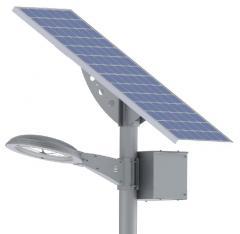 Уличное освещение на солнечной энергии, серии RPS2GE, 20 W