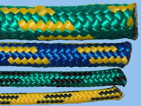 Cord fishing polyamide without core