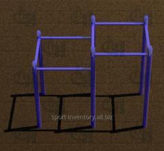 """Crossbar """"dubbele kubus"""""""