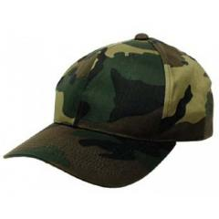 Камуфляжная кепка MFH woodland