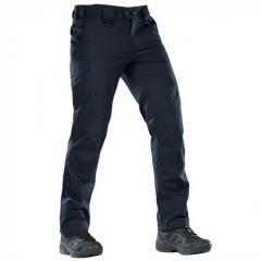 M-Tac брюки Operator Flex с тефлоновой пропиткой темно-синие