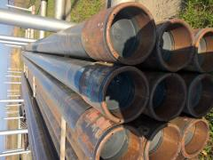 Pipes used restored