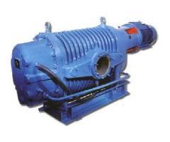 Vacuum pumps DVN (2DVN 500, 2DVN 1500) are