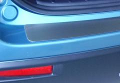 Overlays for a bumper automobile