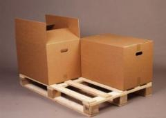 Gofroproduktion, Corrugated | Tripolsky packing