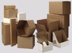 Ukraine Kiev corrugated packaging