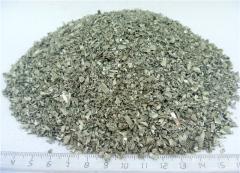 We realize the aluminum crushed for a raskisleniye