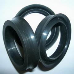 Манжеты резиновые уплотнительные 1-типа для пневматических устройств, ГОСТ 6678-72 (вн.диам. от 100мм до 200мм)