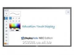 """Интерактивный дисплей LFD NEC 65"""" MultiSync"""