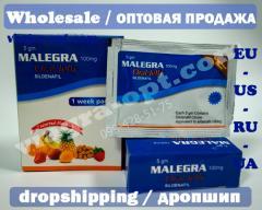 Виагра гель | Силденафил 100мг | Malegra Oral