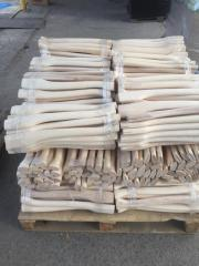 Handles for the ax 600 mm of ash, maple, birch