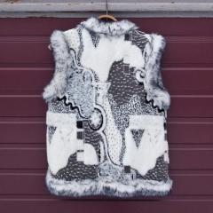 Мех искусственный для пошива одежды