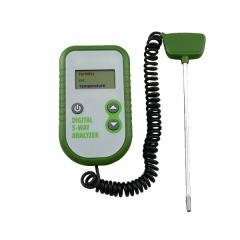 Анализатор рН, плодородия и температуры почвы DL-1835 (США)