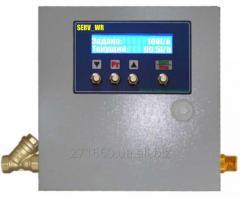Регулятор расхода воды (жидкостей) SERV_WR