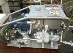 Система гидровытяжки силового крепежа ATL-600