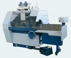 The Nitkoshveyny semi-automatic machine BNSh-6 for