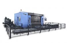 5-осевой фрезерный обрабатывающий центр HFP 1540