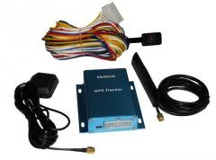 Racker for gps of monitoring of transpor
