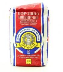 """Борошно пшеничне """"Богуміла"""" 2 кг, 5 кг, 10 кг, 25 кг"""