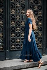 Платье Quince Navy