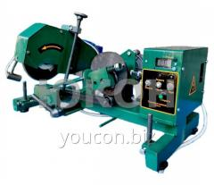 Automatic sharpening machine for bandsaw