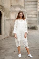 DRESS «ADELE» WIDE STRIPE